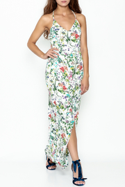 Greylin Floral Maxi Dress - Front cropped
