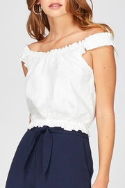 Greylin Layla Off-Shoulder Top - Front cropped