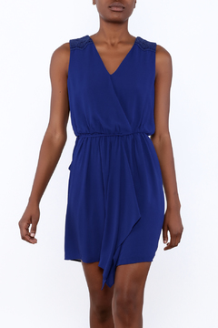 Shoptiques Product: Leah Tiered Ruffle Woven Dress