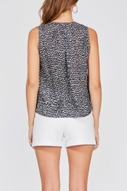 Greylin Mason Wrap Top - Front full body