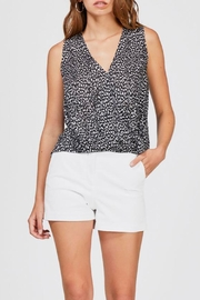 Greylin Mason Wrap Top - Front cropped
