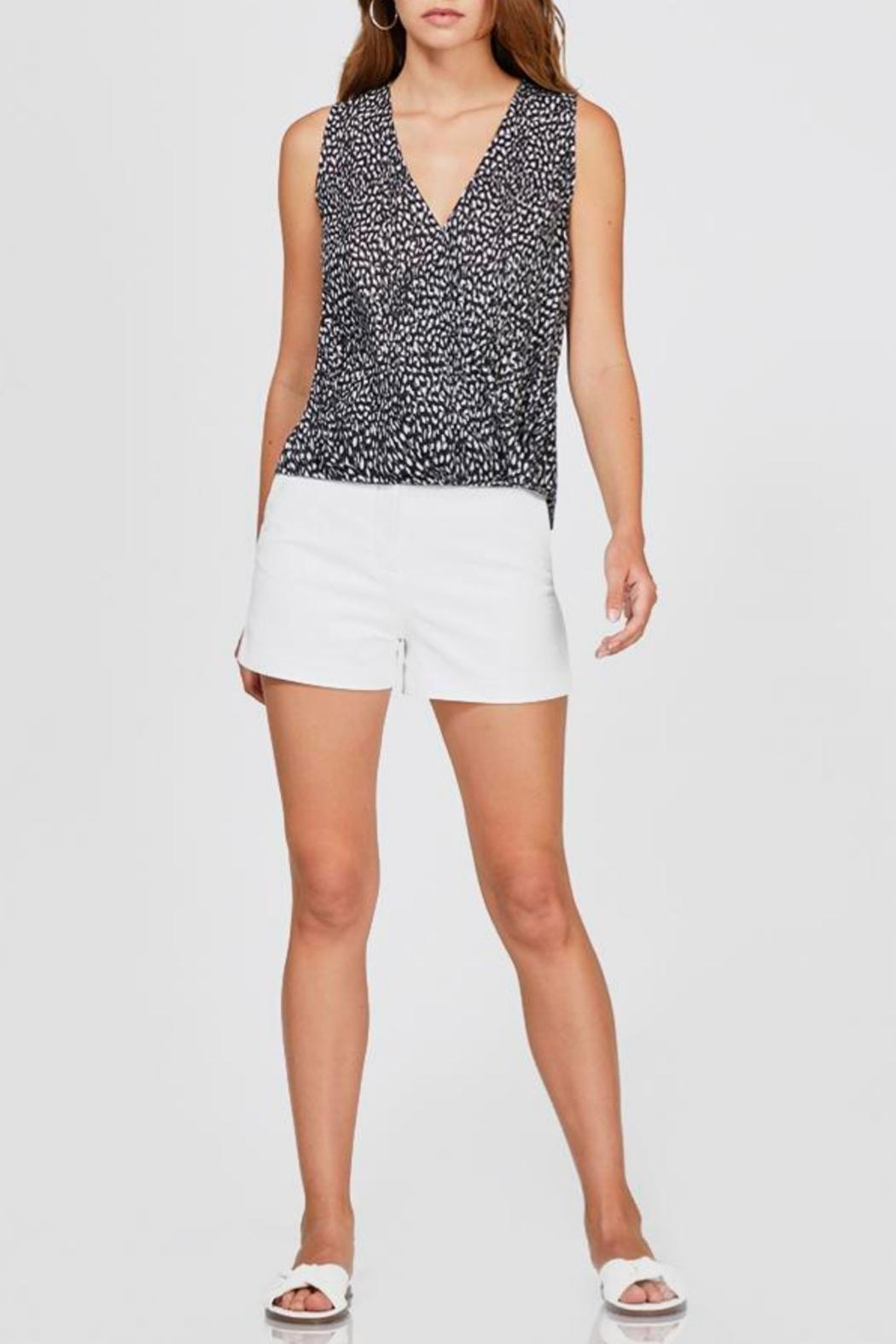 Greylin Mason Wrap Top - Side Cropped Image