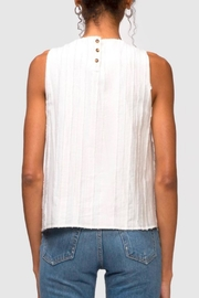 Greylin Oliver Textured Tank - Back cropped