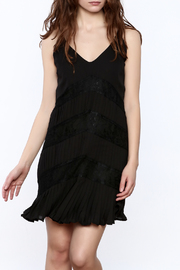 Greylin Pleated Camisole Dress - Product Mini Image