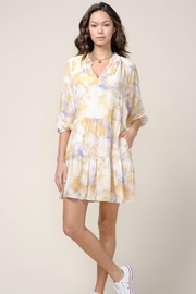 Greylin Thea Popover Dress - Product Mini Image