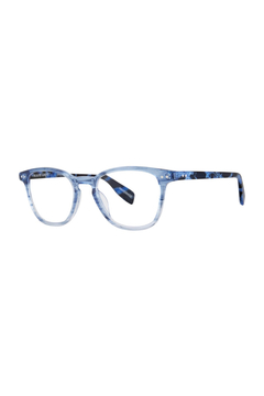 Shoptiques Product: GREYS BLULITE CERULEAN DROP  +1.75 SCOJO READING GLASSES