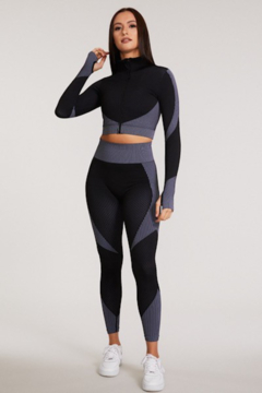 Miss Sparkling Gracie High Waisted Leggings - Product List Image