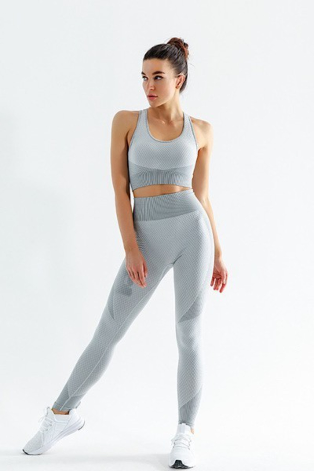 Miss Sparkling Gracie High Waisted Leggings - Front Cropped Image