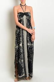 Grifflin Paris Maxi Halter Dress - Product Mini Image