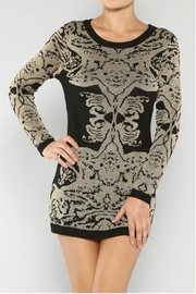 Grifflin Paris Vintage Sweater Dress - Product Mini Image