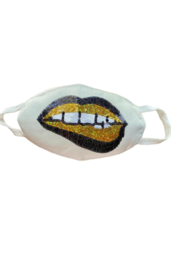 Shoptiques Product: Grin Face Mask