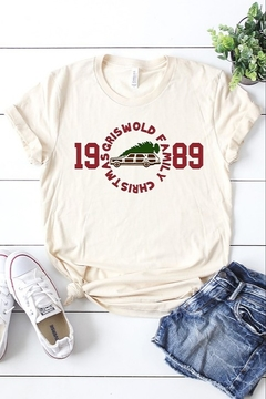 kissed Apparel Griswald Christmas Tee - Product List Image