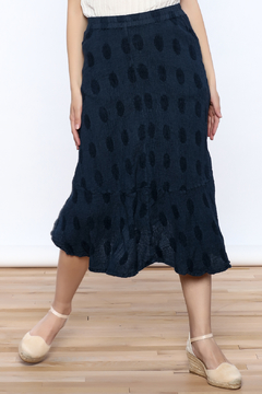Shoptiques Product: Shibori Midi Skirt