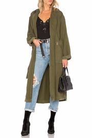 GRLFRND Donna Trench Coat - Product Mini Image