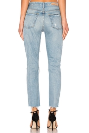 GRLFRND Karolina High Rise Jean - Front full body