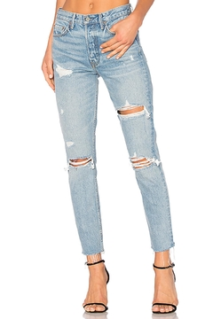GRLFRND Karolina High Rise Jean - Product List Image