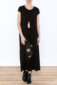 Shoptiques Product: Black Midi Top