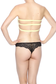 Groceries Apparel Strappy Bandeau - Back cropped
