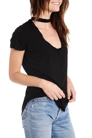 Groceries Apparel Choker Tee - Front cropped