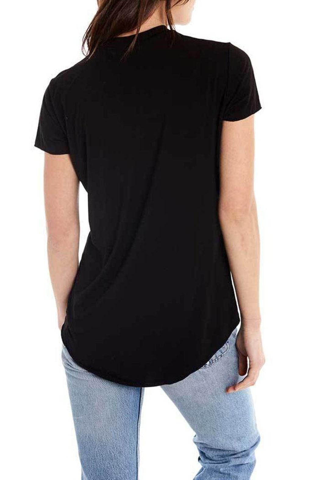Groceries Apparel Choker Tee - Front Full Image