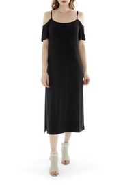 Groceries Apparel Off Shoulder Midi - Product Mini Image