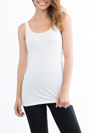 Groceries Apparel Scoop Tank - Front cropped
