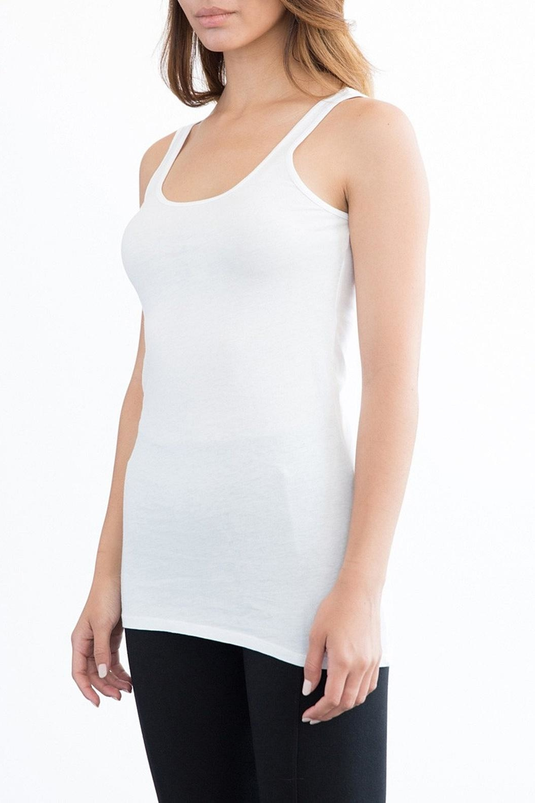 Groceries Apparel Scoop Tank - Front Full Image