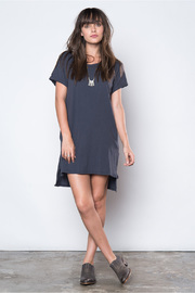Groceries Apparel Squaw T shirt Dress - Product Mini Image