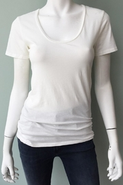 Groceries Apparel Swoop Neck Tee - Product Mini Image