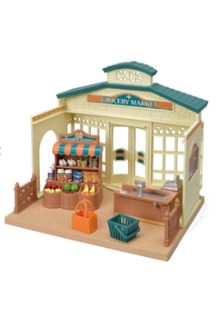 Calico Critters Grocery Market - Product List Image
