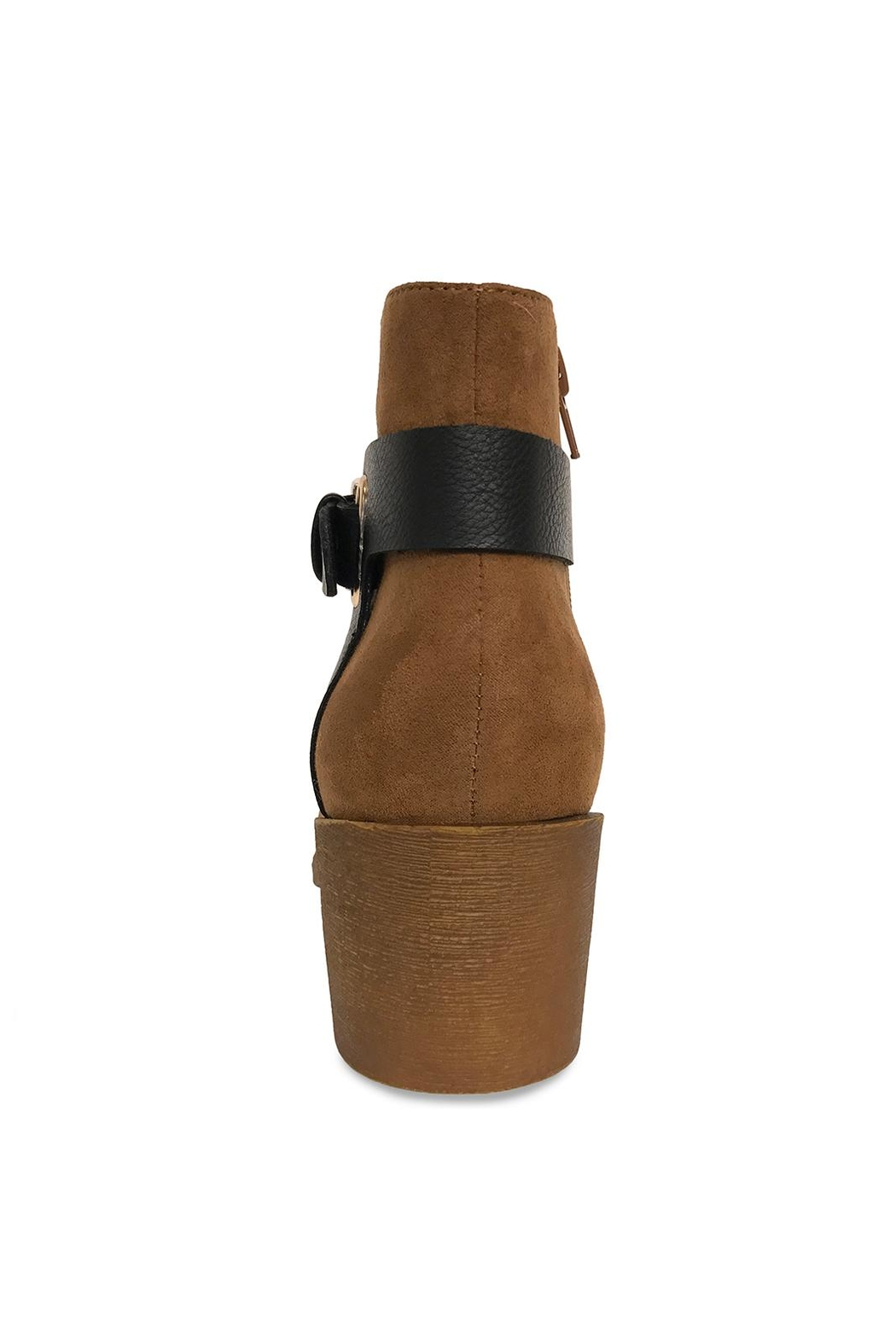 Groove Footwear Cadence Bootie - Front Full Image