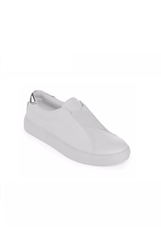 Groove Footwear Sandra Slip On Sneaker - Front full body