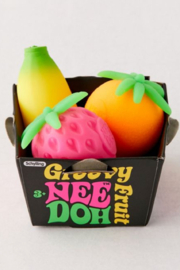 Schylling Groovy Needoh Fruit - Product Mini Image