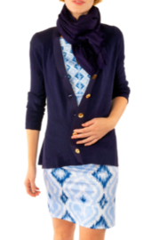 Gretchen Scott Grosgrain Heaven Cardigan - Product Mini Image