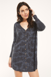 z supply Grove Thermal Dress - Front cropped