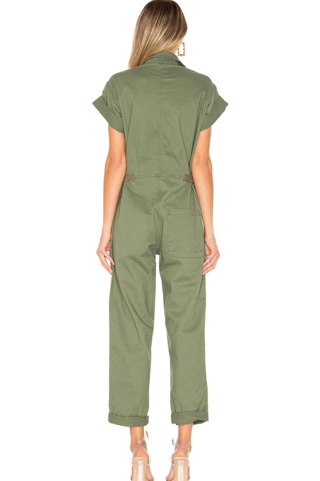 Pistola Grover Jumpsuit - Side Cropped Image