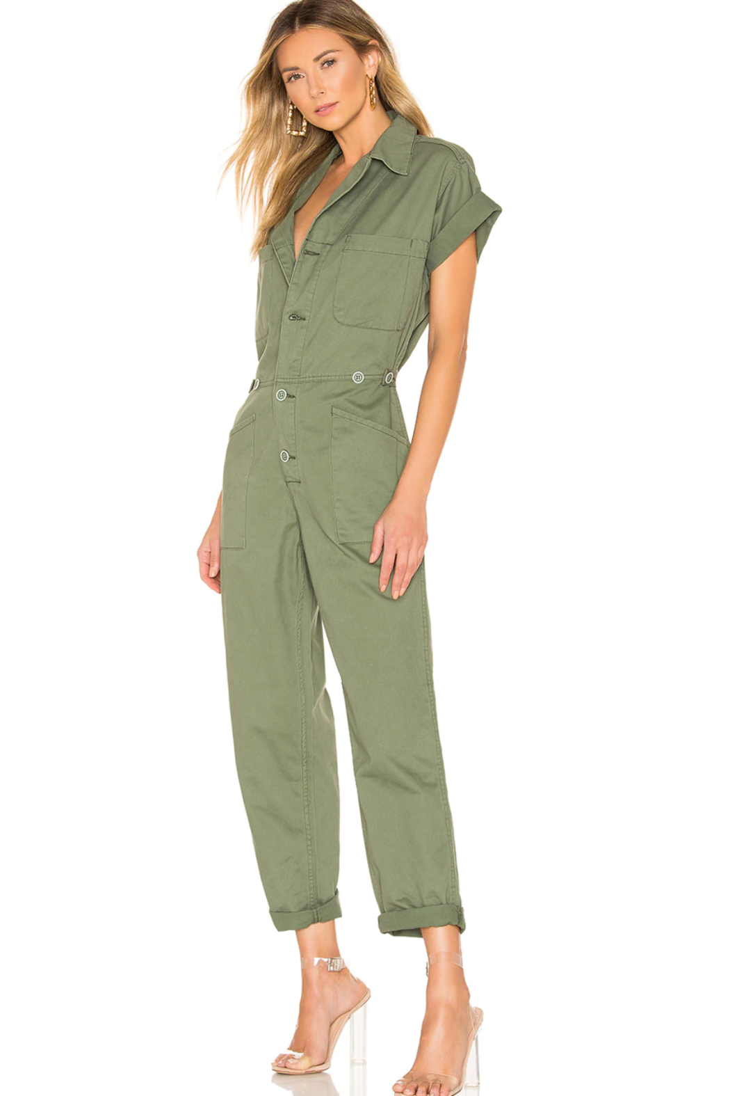 Pistola Grover Jumpsuit - Front Full Image