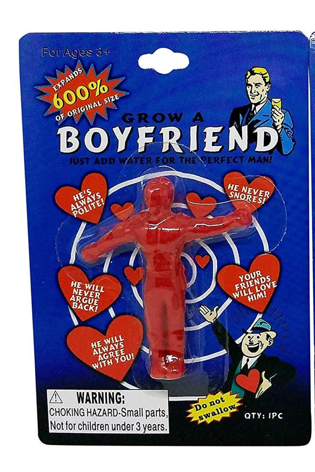 Master Toys Grow A Boyfriend - Front Cropped Image