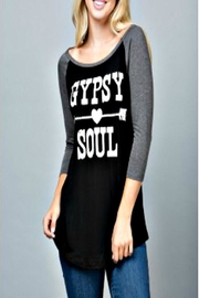 Patricia's Presents Grpsy Soul Tshirt - Product Mini Image