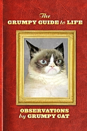 Chronicle Books Grumpy Guide - Front cropped