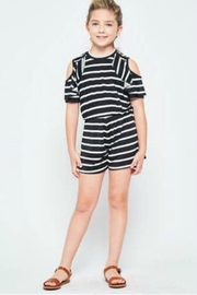 GTOG Midnight Romper - Front cropped