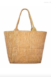 Guadalupe Design Skala Dhurrie Tote - Front cropped