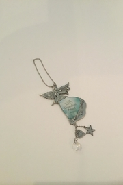 Ganz Guaradian Angel Charm - Front cropped