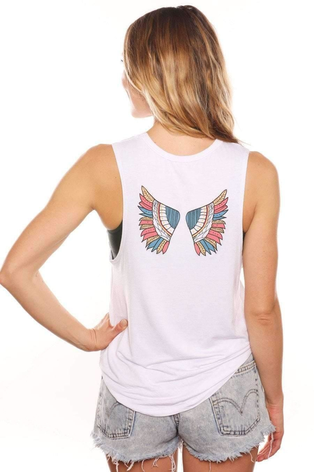 House of Tens  Guardian Angels Tank - Main Image