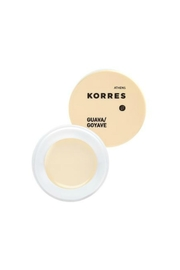 Korres Guava Lip Butter - Front cropped