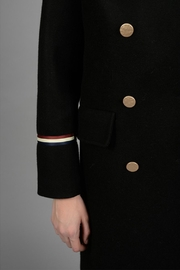 Molly Bracken Gucci Inspired Coat - Back cropped