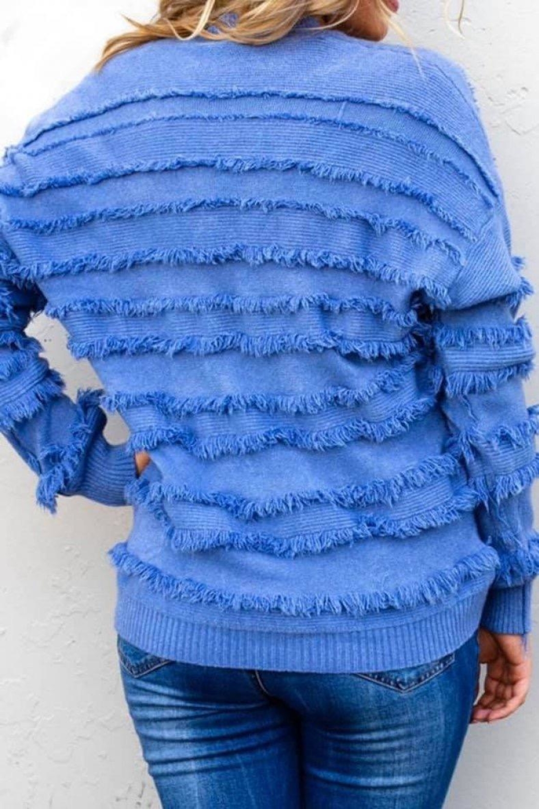 And the Why GUCCI SWEATER - Back Cropped Image