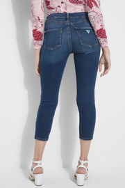 Guess Eco 1981 Cropped High Rise Skinny - Back cropped