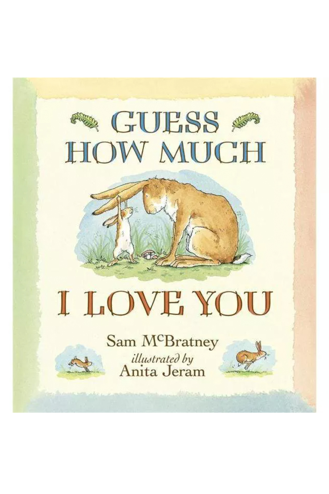 Penguin Books Guess How Much I Love You - Main Image