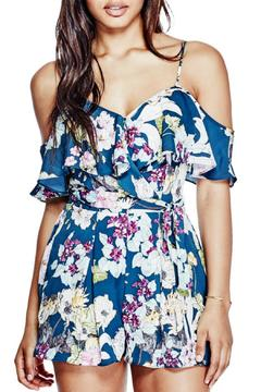 Guess Ruffle Romper - Product List Image